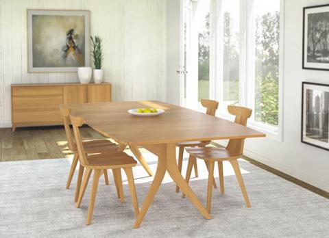 Copeland Furniture - Catalina Buffet in Cherry - 6-CAL-72