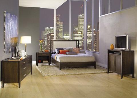 Copeland Furniture - Dominion Cambridge Storage Bed - 1-DOM-02-18