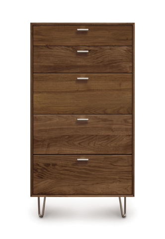 Copeland Furniture - Canto Five Drawer Chest - 2-CAN-50
