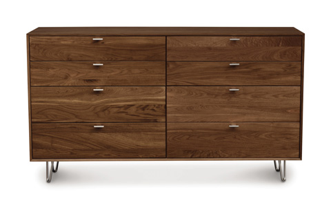 Copeland Furniture - Canto Eight Drawer Dresser - 2-CAN-80