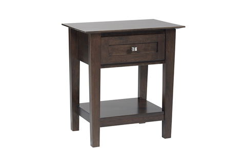 Country View Woodworking, Ltd - One Drawer Nightstand - 200-500
