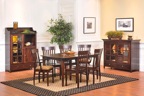 Country View Woodworking, Ltd - Side Chair - 25-1106