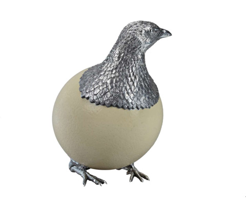 Curate by Artistica Metal Design - Sand Grouse - AC13-007