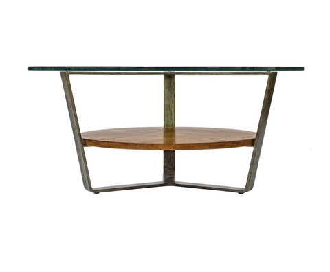Curate by Artistica Metal Design - Round Cocktail Table - C101-240