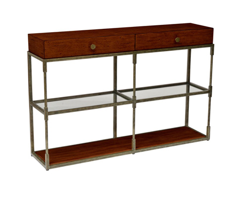 Curate by Artistica Metal Design - Double Console Table - C103-270