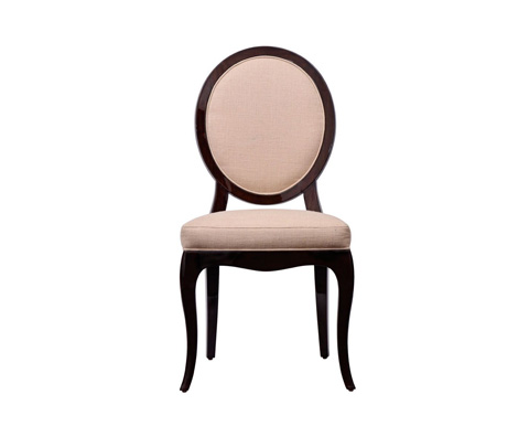 Curate by Artistica Metal Design - Oval Side Chair - C201-022
