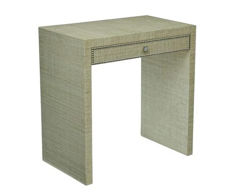 Curate by Artistica Metal Design - Bedside Drawer Desk - C201-375
