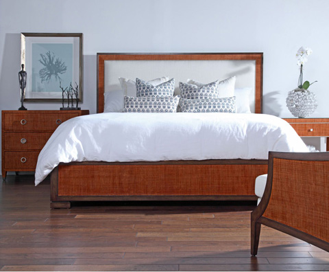 Curate by Artistica Metal Design - Saguran King Platform Bed - C202-766