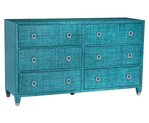 Curate by Artistica Metal Design - Double Dresser - C208-575