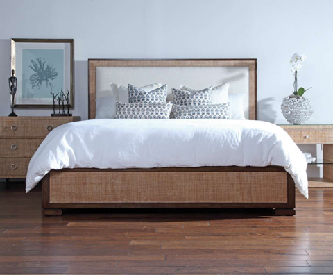 Curate by Artistica Metal Design - King Platform Bed - C209-766
