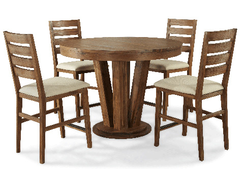 Cresent Fine Furniture - Gathering Table - 5561-GATHERNG/5561/5561P