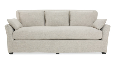 C.R. Laine Furniture - Dakota Slipcovered Sofa - 1382-SC