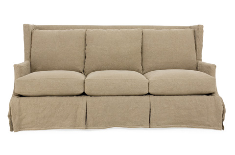 C.R. Laine Furniture - Garrison Slipcovered Sofa - 2290-SC