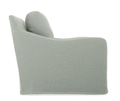 C.R. Laine Furniture - Winsford Slipcovered Chair - 2385-SC