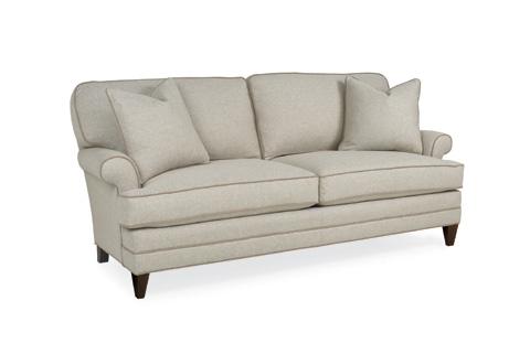 C.R. Laine Furniture - Klein Apt. Sofa - 4402