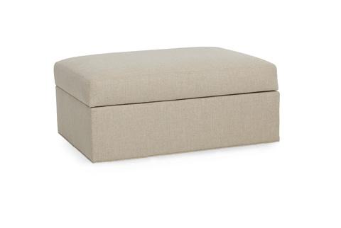 C.R. Laine Furniture - Oliver Storage Bench Ottoman - 5748-ST