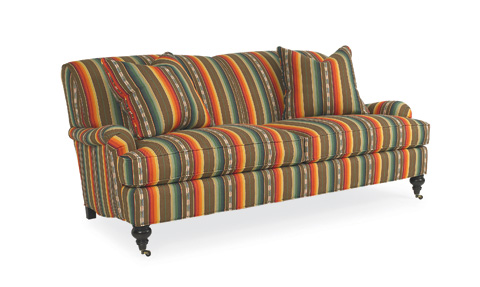 C.R. Laine Furniture - Telford Apartment Sofa - 8532