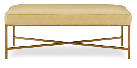 C.R. Laine Furniture - Vixen Bed End Bench - 9487