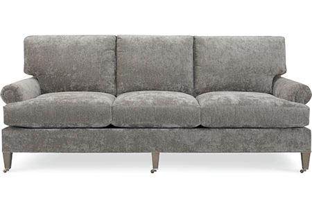C.R. Laine Furniture - Custom Design Long Sofa - CD8801R