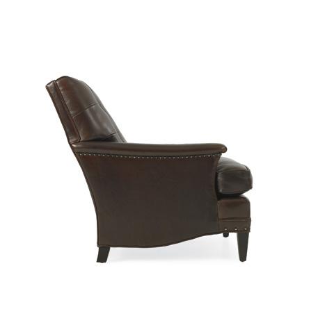 C.R. Laine Furniture - Lacroix Leather Chair - L2225