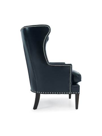 C.R. Laine Furniture - Windsor Leather Chair - L7015