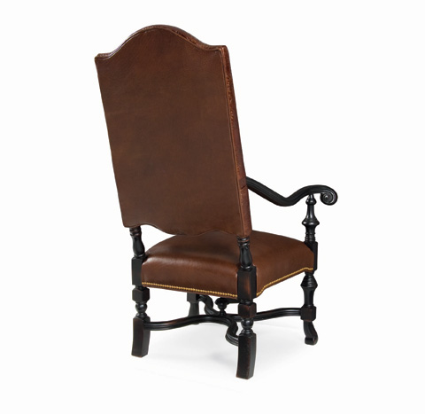 C.R. Laine Furniture - Sonoma Leather Host Chair - L9355