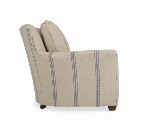 C.R. Laine Furniture - Dennehy Swivel Chair - 1325-SW