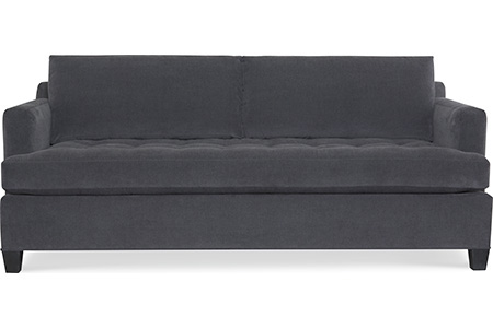 C.R. Laine Furniture - Taylor Sofa with Buttons - 8100-00B