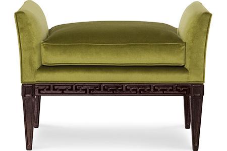 C.R. Laine Furniture - Lena Ottoman - 81-07
