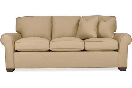 C.R. Laine Furniture - Sock Arm Sleeper Sofa - CD8700S-S