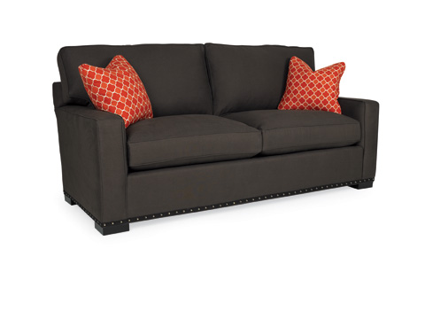 C.R. Laine Furniture - Track Arm Sleeper Sofa - CD8700T-2S