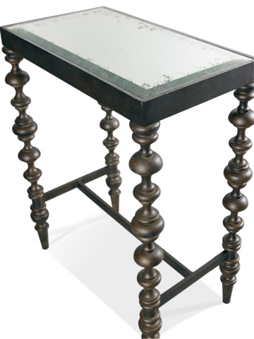CTH-Sherrill Occasional - Accent Gia Side Table - 960-463