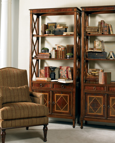 CTH-Sherrill Occasional - Storage Etagere - 960-628