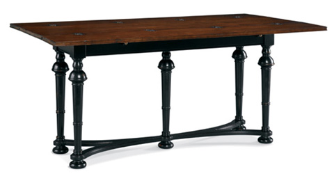 CTH-Sherrill Occasional - Chatham Flip Top Console - 540-750