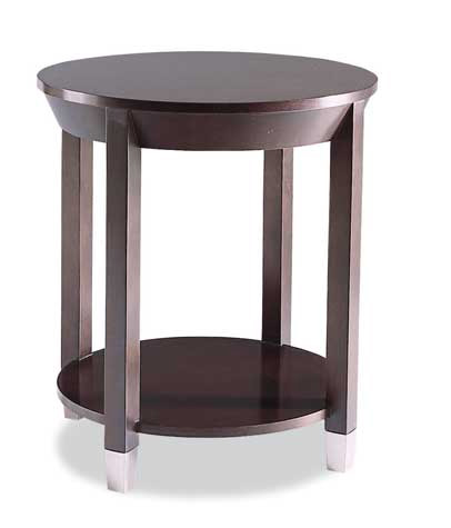 CTH-Sherrill Occasional - Round Lamp Table - 340-930