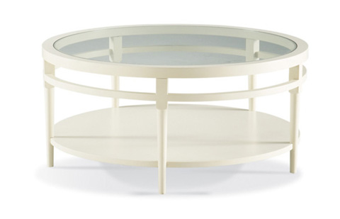 CTH-Sherrill Occasional - Round Cocktail Table - 356-830
