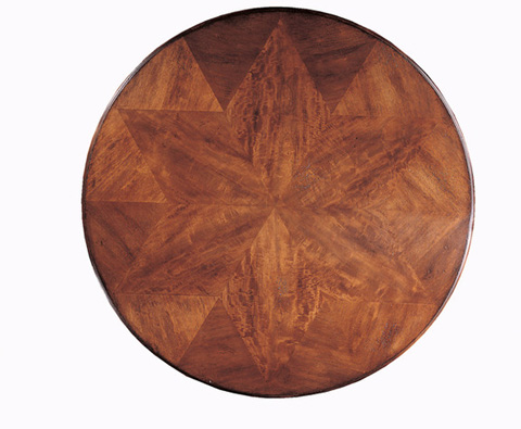 CTH-Sherrill Occasional - Maple Entry Table - 520-720