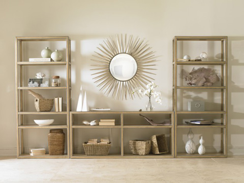 CTH-Sherrill Occasional - Etagere - 217-440