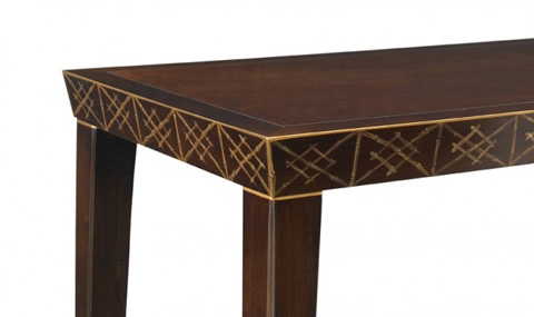 CTH-Sherrill Occasional - Console Table - 60D