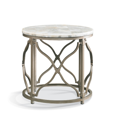 CTH-Sherrill Occasional - Round Lamp Table - 965-882