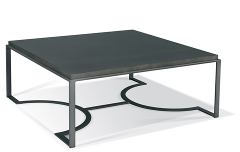 CTH-Sherrill Occasional - Square Cocktail Table - 377-850
