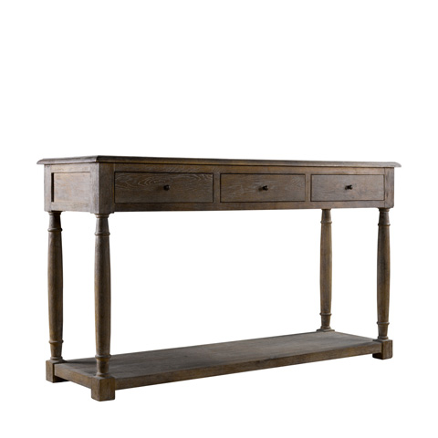 Curations Limited - York Console Table - 8833.0004