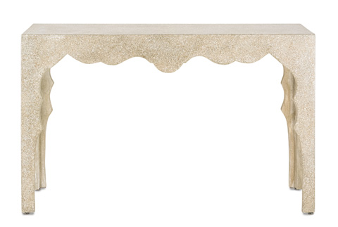 Currey & Company - Casablanca Console Table - 2036