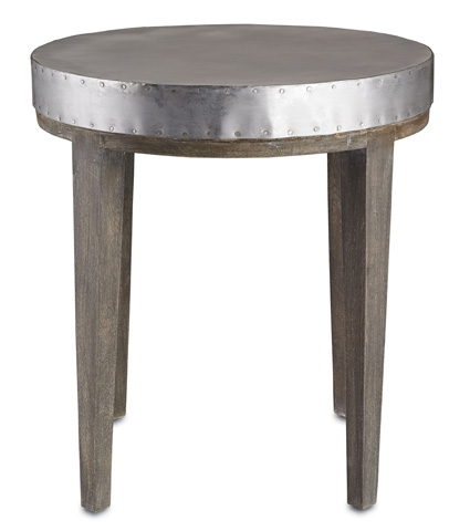 Currey & Company - Wren Table - 3165