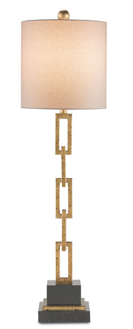 Currey & Company - Bismark Table Lamp - 6692