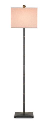 Currey & Company - Blacksmith Manfred Floor Lamp - 8055