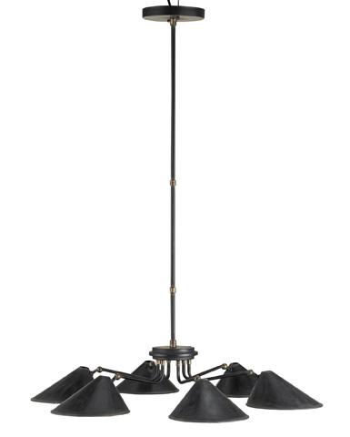 Currey & Company - Fainlight Chandelier - 9308