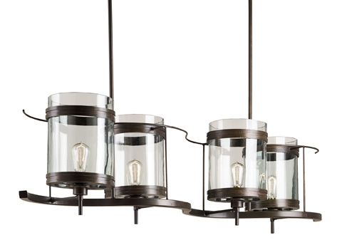 Currey & Company - Quartermaine Chandelier - 9310