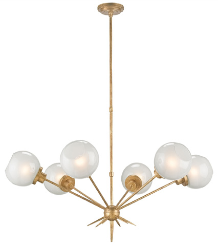 Currey & Company - Shelly Chandelier - 9515