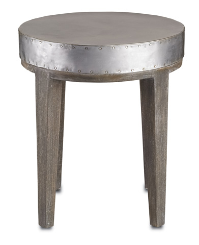 Currey & Company - Wren Table - 3166